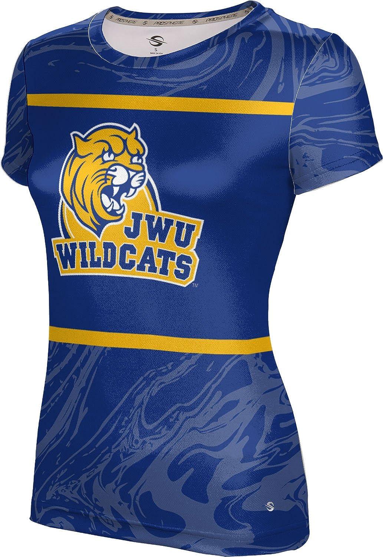 ProSphere Johnson & Wales University Girls' Performance T-Shirt (Ripple)