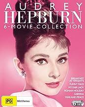 Breakfast at Tiffany's / Funny Face / My Fair Lady / Roman Holiday / Sabrina / War and Peace (Audrey Hepburn Collection)