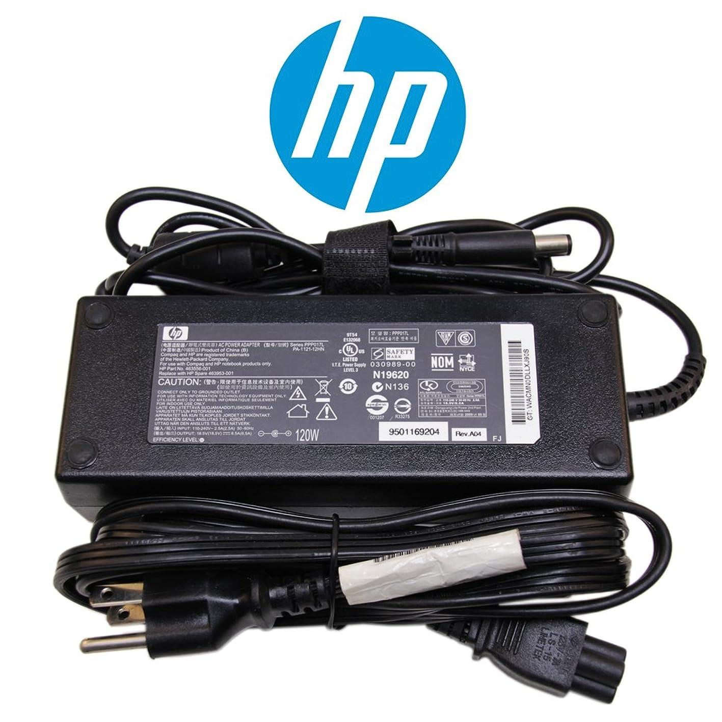 HP Original 120W Laptop Charger for HP Pavilion dv6 dv7 Series Notebook Power-Adapter-Cord fwqbjnpoooj453