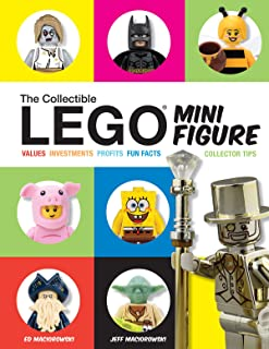 The Collectible LEGO Minifigure: Values, Investments, Profit
