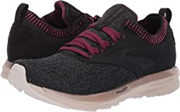 Black/Grey/Pink