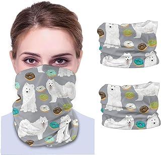 Nother Samoyed munkar mynta och choklad hund unisex mikrofiber mode andas bandanas huvudbonad armband