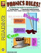 Phonics Rules!   Reproducible Activity Book
