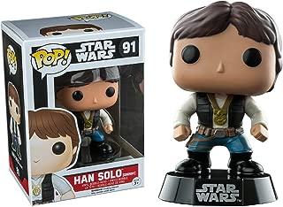 Funko - Figurine Star Wars - Han Solo Ceremony Exclu Pop 10cm - 0849803087180