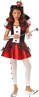 s Queen of Hearts Tween Costume - X-Large,Red