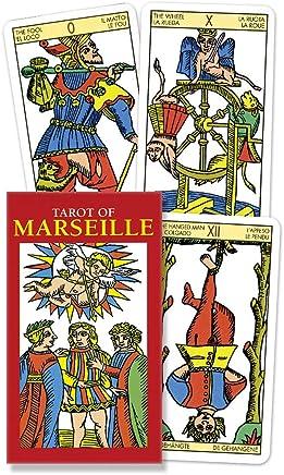 Amazon.es: Tarot marsella cartas: Libros