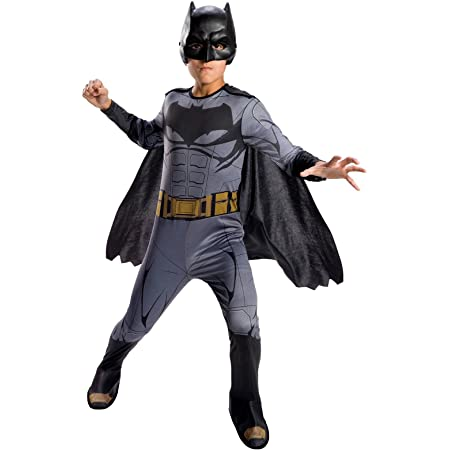 IT640809 Rubies- Justice League Costume per Bambini S Multicolore