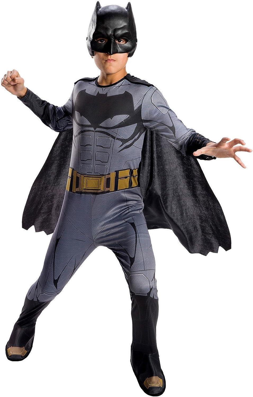 Batman – Kinderkostüm, Justice League Movie, Classic (Rubie's Spain) S bunt B01MUH7XE7 Moderne und elegante Mode    Auktion