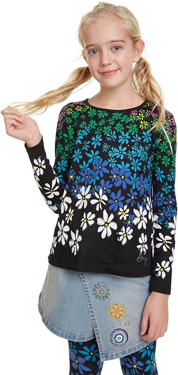 Desigual Girls' T-Shirt Birmingham