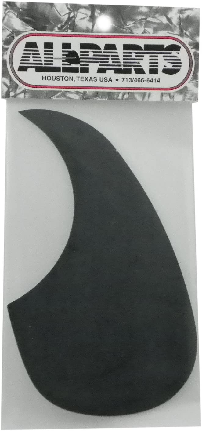 All Parts PG 0090-023 Black Pickguard Special Direct stock discount sale item Acoustic Guitar for