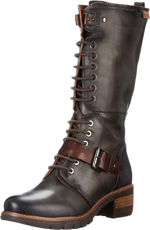 PIKOLINOS Women's Classical Mid Calf Boot