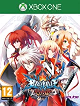 BlazBlue Chrono Phantasma Extend Xbox One by PQude
