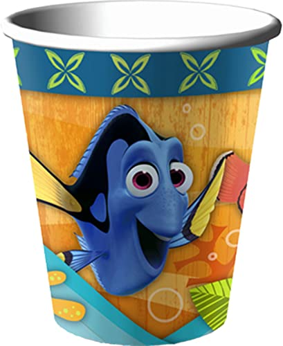 Finding Nemo Cups 9oz 8ct