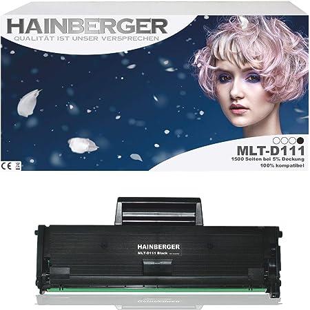 Hainberger Xxl Toner Mlt D111s Schwarz 1500 Seiten Elektronik