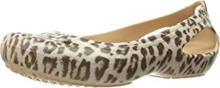 Crocs Womens Kadee Graphic Flat