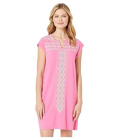 Fresh Produce Baja Kayda Dress (Flamingo Pink) Women
