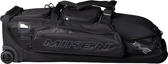 Miken MK7X Pro Wheeled Bag- Black