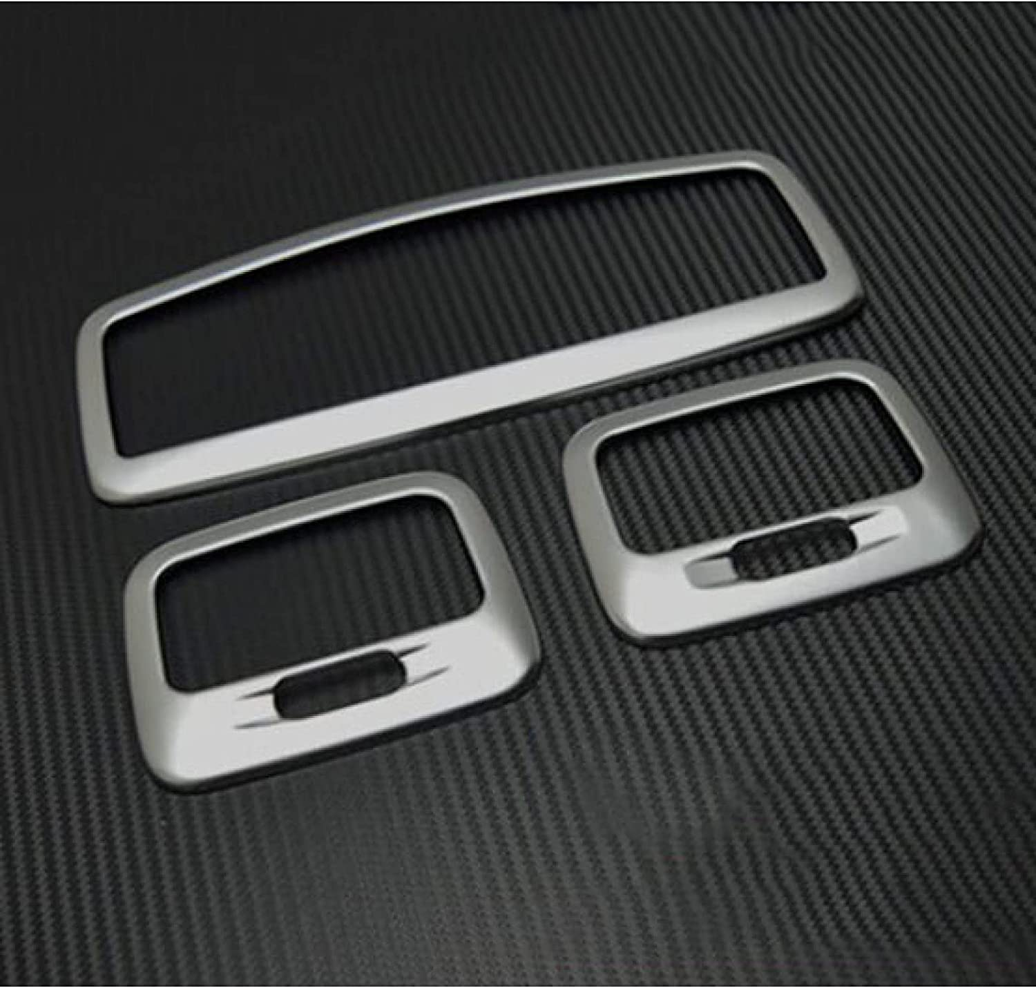 In a popularity Qwjdsb for Mitsubishi Outlander 2016 Light Reading ROOF Chrome 70% OFF Outlet