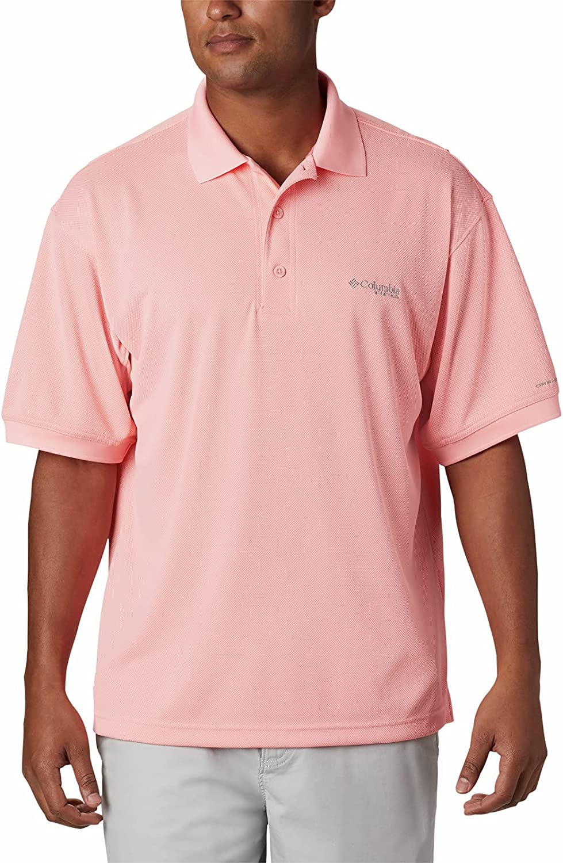 Columbia Men's Perfect Cast Polo Shirt