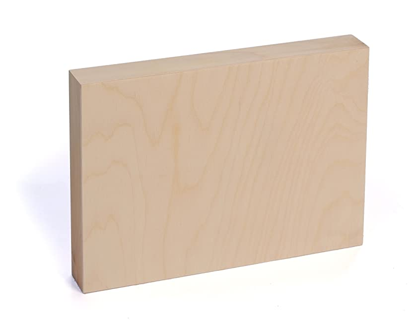 American Easel 20 Inch by 24 Inch by 1 5/8 Inch Deep Cradled Painting Panel
