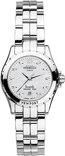 Michel Herbelin Newport Trophy Mujer Reloj De Plata 12870/B89
