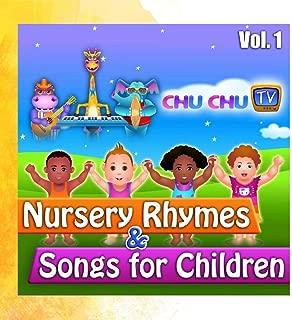 ChuChuTV Nursery Rhymes & Songs for Children, Vol. 1