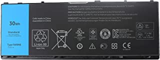 Gomarty 7.4V 30WH FWRM8 Laptop Battery for Dell Latitude 10 ST2 Latitude 10 ST2e Series C1H8N FWRMS CT4V5 KY1TV PPNPH 1VH6G 1XP35 312-1412 312-1423 YCFRN KY1TV - 1 Year Warranty