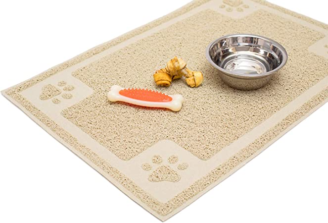 Cavalier Pets Dog Bowl Mat for Cat and Dog Bowls | Amazon