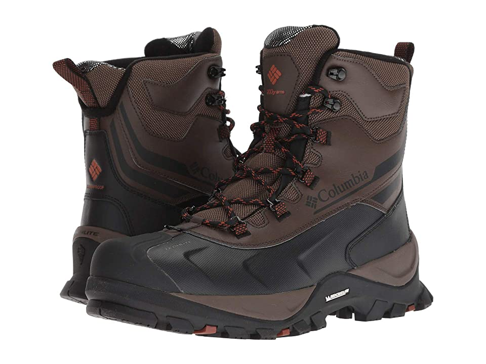 Columbia Bugaboot Plus IV Omni-Heat Wide (Cordovan/Dark Adobe) Men