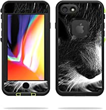 MightySkins Skin Compatible With LifeProof Fre For iPhone 7 or 8 - cat | Protective, Durable, and Unique Vinyl Decal wrap cover | Easy To Apply, Remove, and Change Styles | Made in the USA