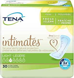 Sponsored Ad - Tena Intimates Ultra Thin Light Incontinence Pad Regular 30 Ct (Pack of 6)
