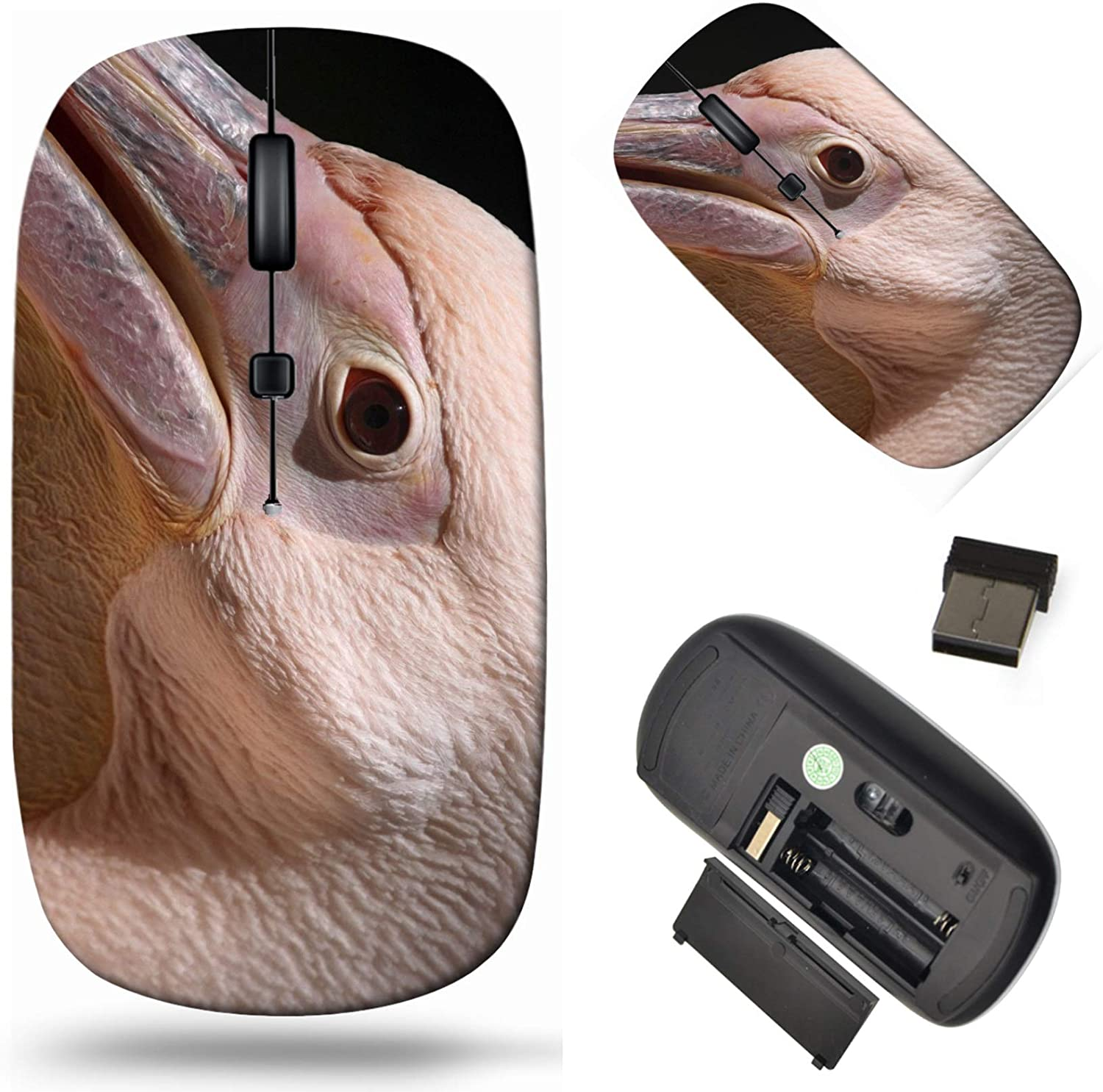 100% quality warranty! Wireless Computer Mouse 2.4G with USB Laptop Cor Receiver Free shipping