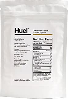 Huel Chocolate Flavor Boost to Add to Huel Powder (5.3 Oz, 75 Servings)