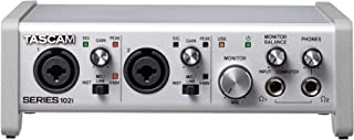 Tascam SERIES 102i 10 IN/2 OUT USB Audio/MIDI Interface