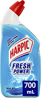 Harpic Fresh Power Liquid Toilet Cleaner Marine Splash, 700