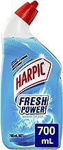 Harpic Fresh Power Liquid Toilet Cleaner Marine Splash, 700