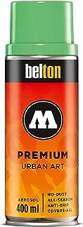 Molotow Belton Premium Artist Spray Paint, 400ml Can, Menthol, 1 Each (327.123)