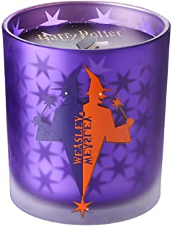 Harry Potter: Weasleys' Wizard Wheezes Glass Candle