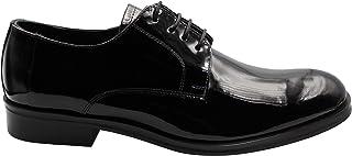 Zapatos Formales de Piel Oxford Hechos a Mano para Hombre