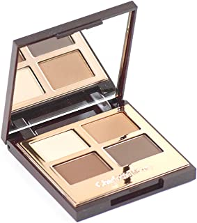 Charlotte Tilbury Luxury Eye Shadow Palette Quad - The Sophisticate - Full Size