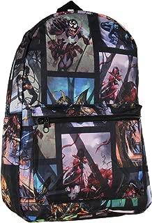 Marvel Venom Symbiote Takeover Allover Comic Print School Travel Laptop Backpack