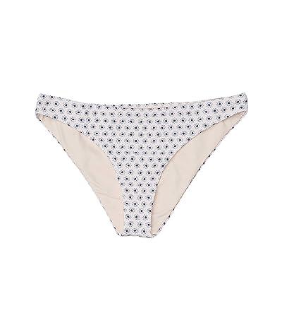 Eberjey Margaritas Annia Bikini Bottoms (Shell/Peacoat) Women
