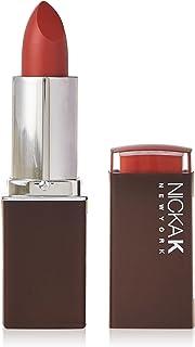 Nicka K Matte Lipstick, Cadmium Red, 1.4g