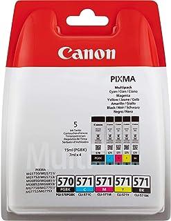 Canon Original PGI-570+CLI-571 Bläckpatron Multipack PGBK/BK/C/M/Y