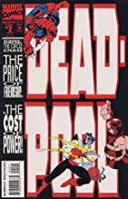 Deadpool: The Circle Chase #2 VF/NM ; Marvel comic book