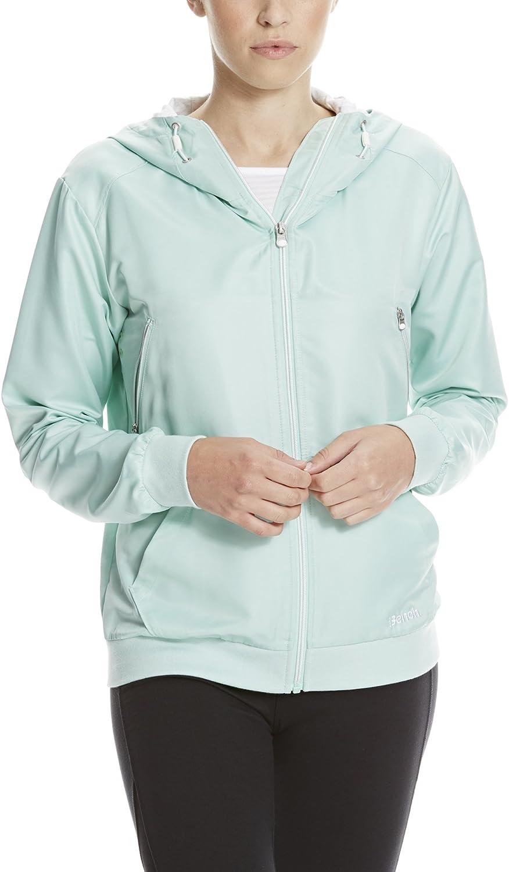 Bench Damen Lightweight Bomber Sportsweatshirt