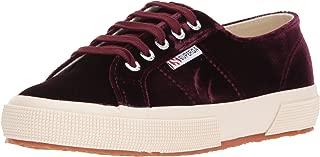 Superga Women's 2750 Velvetw Sneaker