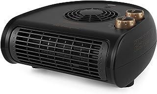Orbegozo FH 5035 Calefactor eléctrico con termostato regulable, 2500W de potencia, 2 posiciones de calor y función ventilador