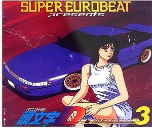 kineticards Eurobeat D Cartoon JDM Ae86 Anime Hachiroku Initial | Home Decor Wall Art Print Poster