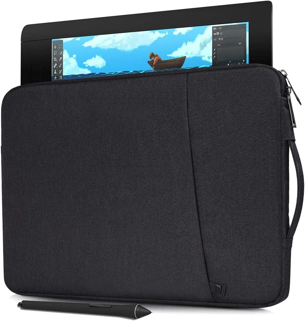 Waterproof Drawing Tablet Sleeve Case Bag for XP-Pen Deco 01 V2,